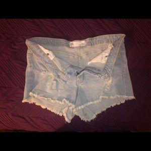 Rsq jean shorts